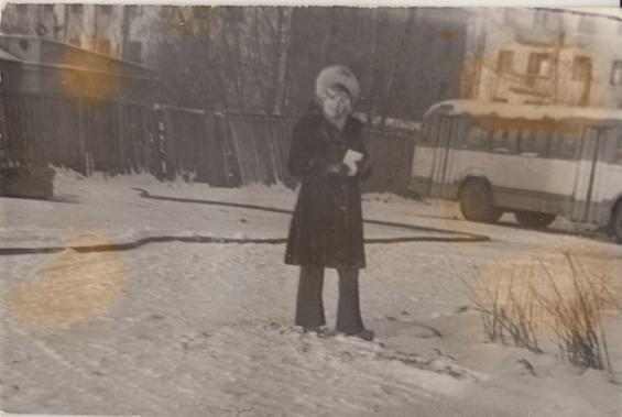 Двор по улице Мельникайте, 100-а